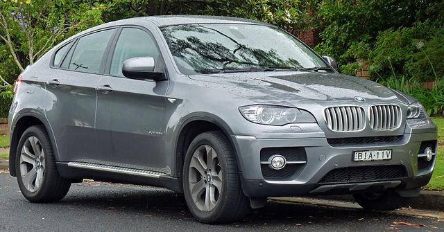 BMW E71 X6
