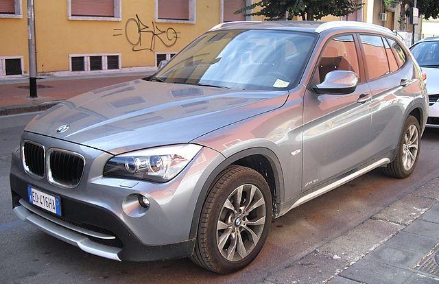 BMW E84 X1