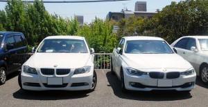 BMW E90 F30 3-Series