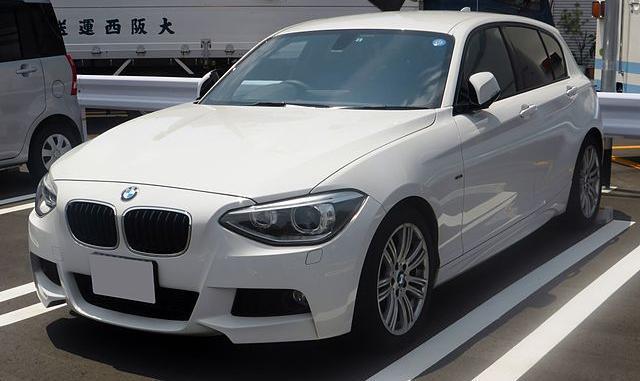 BMW F20 1-Series