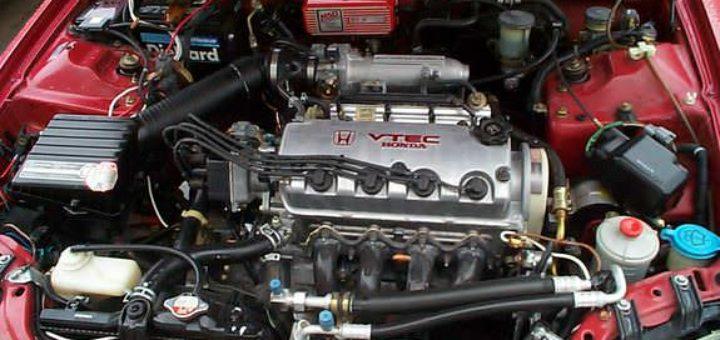 Honda D16Z